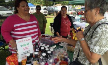 Kumu's Cupboard Bake Sale & Rummage Sale at Grove Farm Swap Meet