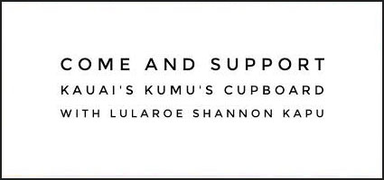 Kumu's Cupboard LuLaRoe Pop-Up