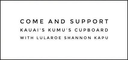 Kumu's Cupboard LuLaRoe Pop-Up