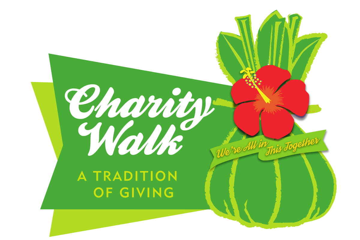 2019 Kauai Charity Walk Logo